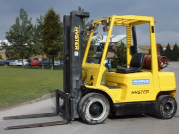 hyster h2..50xm (container mast)